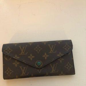 Vintage Luis Vuitton wallet